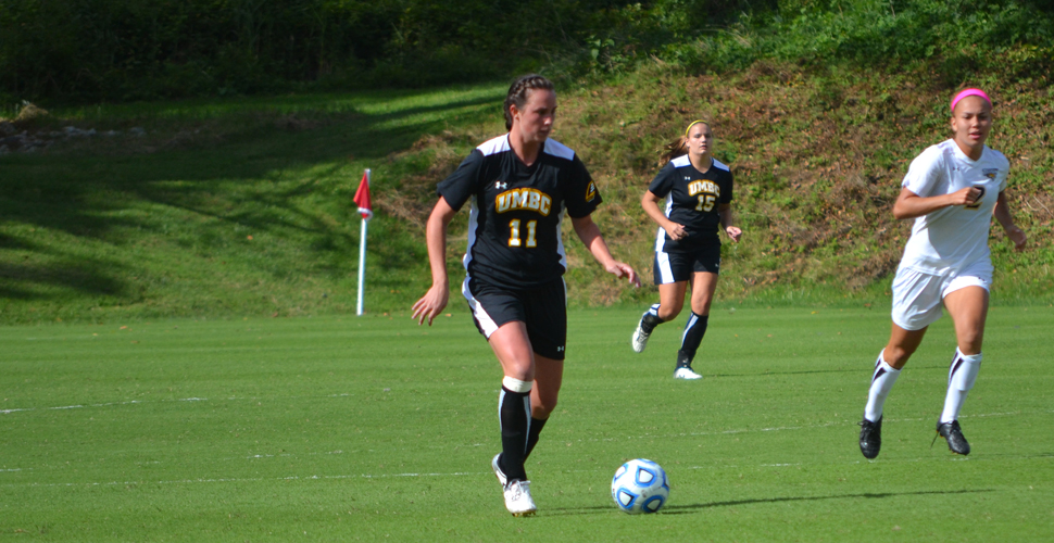 Women's Soccer's Brown Named to NSCAA Scholar All-East Region Second Team