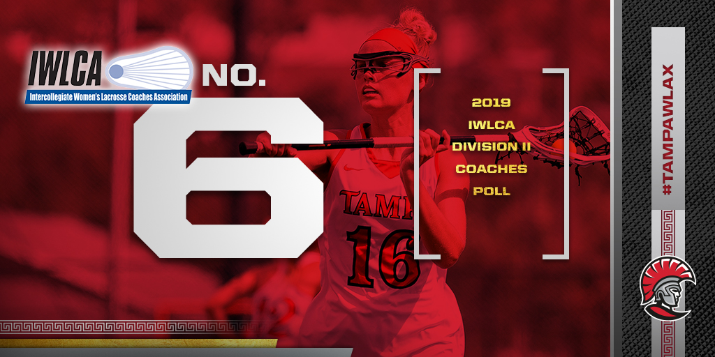 Women's Lacrosse Climbs to No. 6 in the Latest IWLCA Coaches Poll