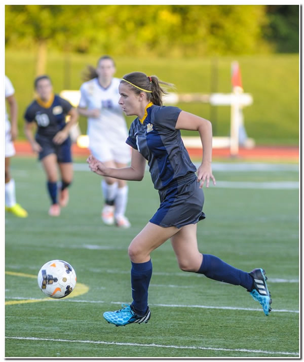 Mount St. Joseph's Women's Soccer announces the 2015 incoming class.