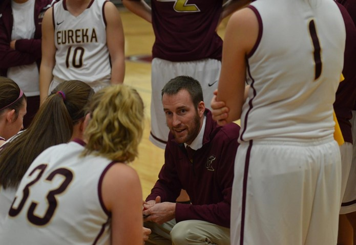 Eureka continues impressive run with victory over Webster