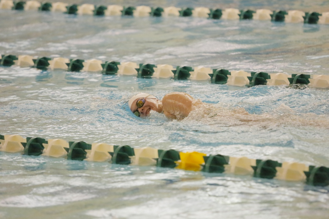 Swimming & Diving teams take on Franciscan, Cabrini