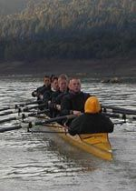 Bronco Crew to Compete at PCRC's & Pac-10 Championships