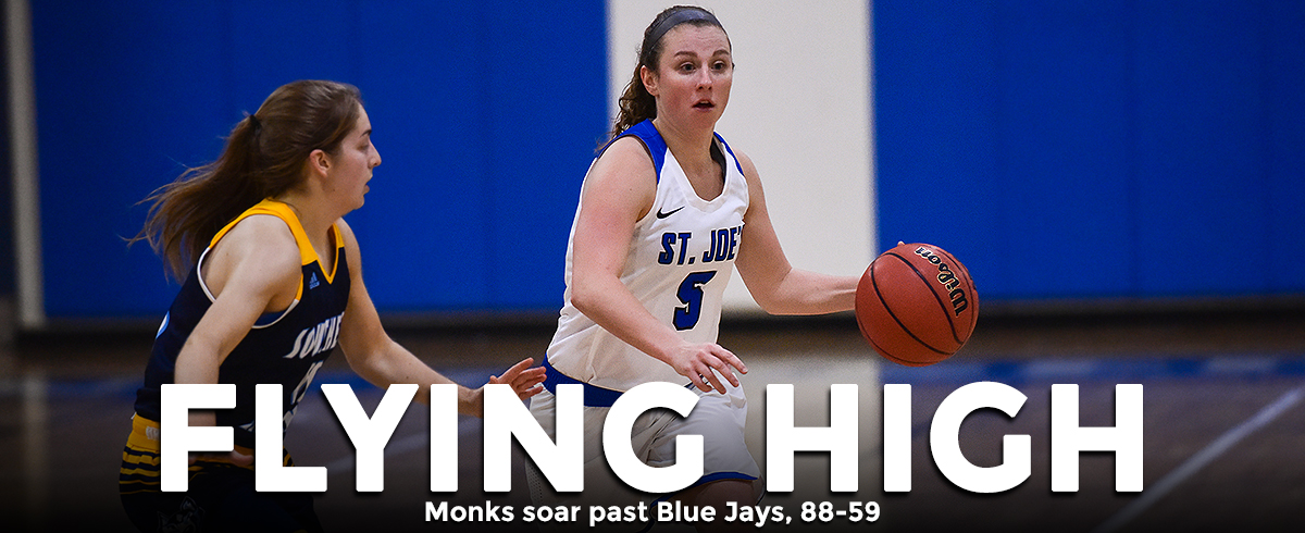 Monks Soar Past Blue Jays, 88-29