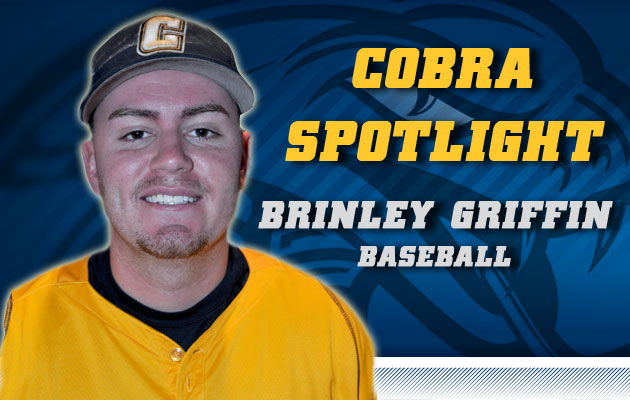 Cobra Spotlight- Brinley Griffin, Baseball