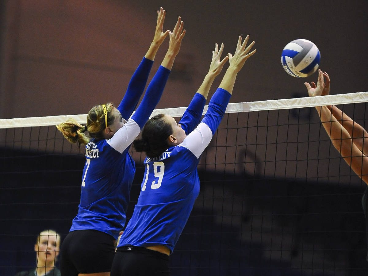 Blue Devils Drop First Northeast Conference Match, Fall to LIU, 3-2