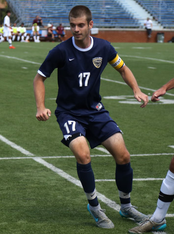 Emory & Henry Men's Soccer Keeps Rolling With A 3-1 Win Over Earlham Sunday