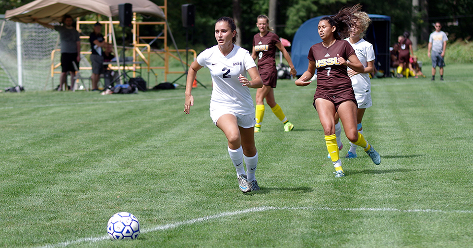 #PomeroyWSOC Falls to Earlham