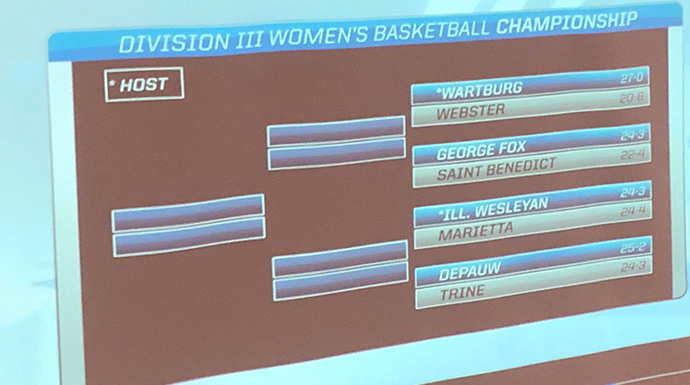 Gorloks Set To Face Wartburg In Opening Round of Tournament