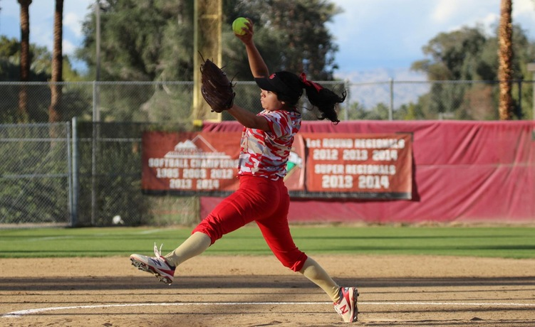 COD Softball falls in double dip to the Coyotes, 11-0 & 7-1