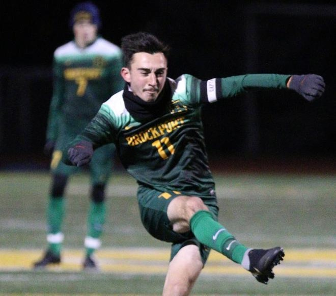 Brockport Men's Soccer Advances to the NCAA Tournament Second Round