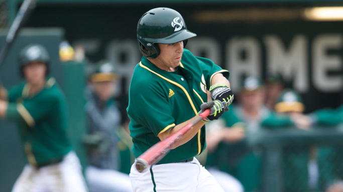 BASEBALL OPENS HOME SCHEDULE FRIDAY VS. SOUTH DAKOTA STATE