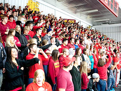 Home Game vs. Western Michigan SOLD OUT