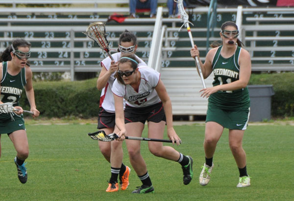 Lacrosse: Panthers unable to fend off Piedmont