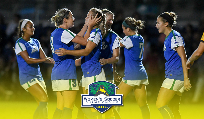Championship Final Set as No.1 FGCU Defeats Kennesaw State 2-1