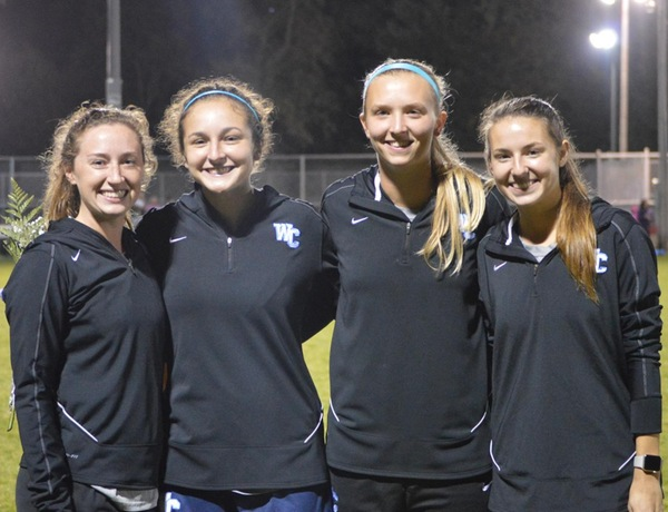 Westminster Women's Soccer Victorious on Senior Night