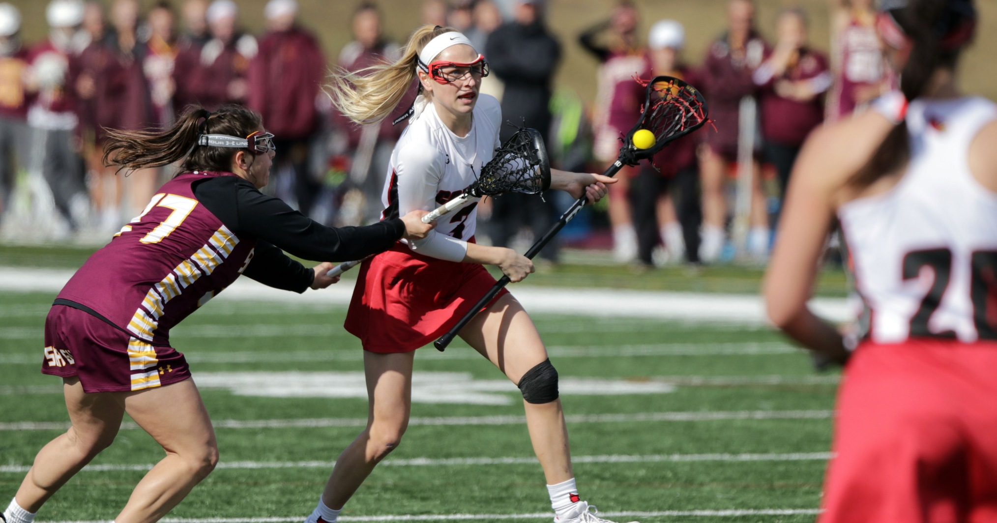 No. 15 Cardinals Fall to No. 4 Salisbury in Overtime, 13-12