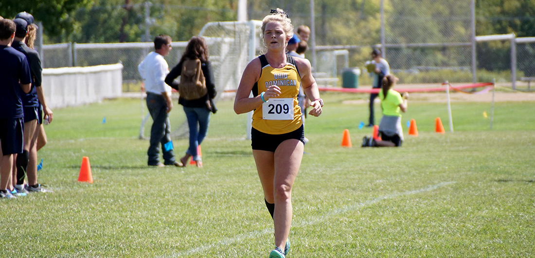 Cross Country Takes On Jenna Strong Fall Classic Friday