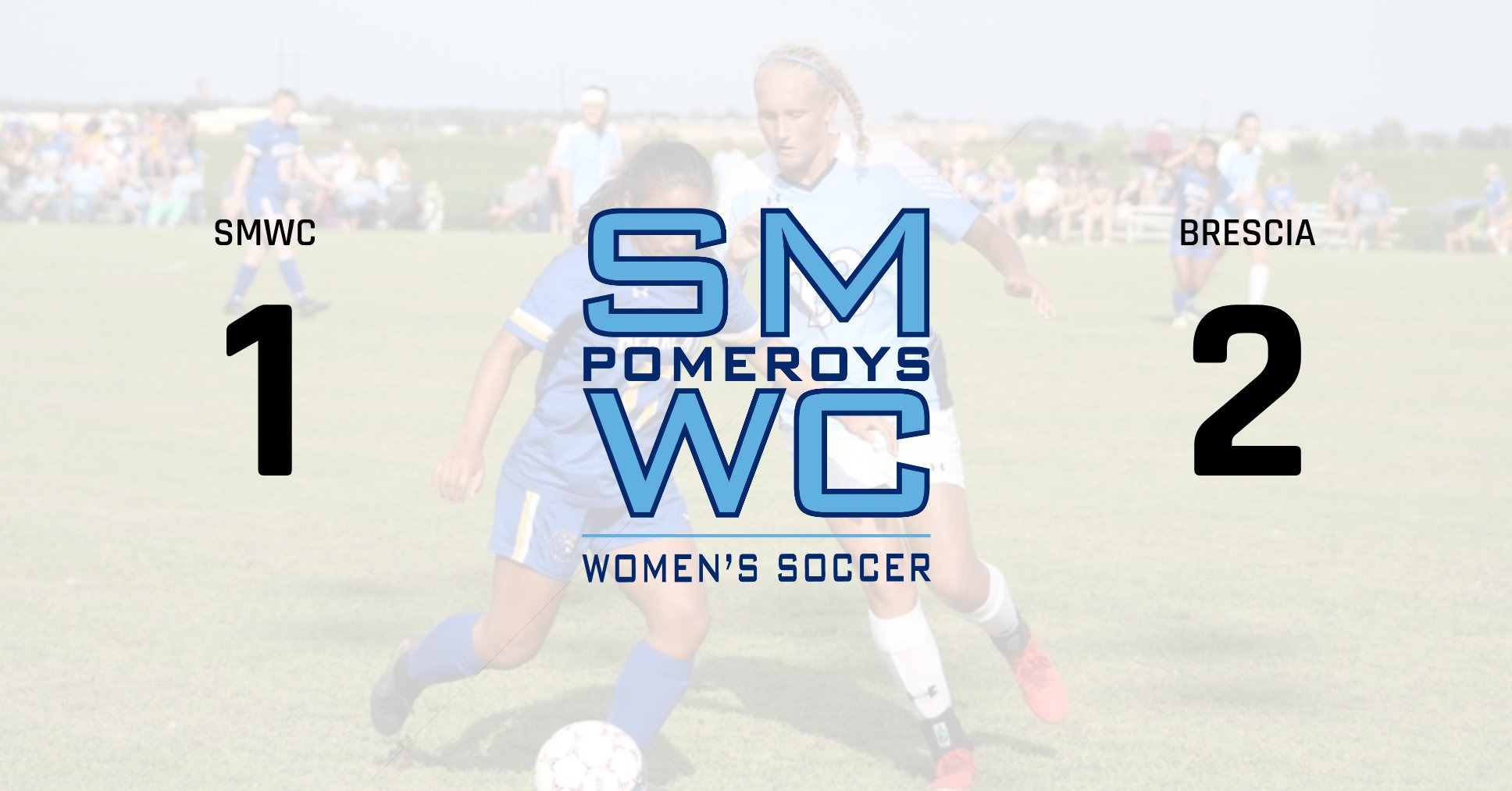 Pomeroys Fall 2-1 to Brescia in Season Opener