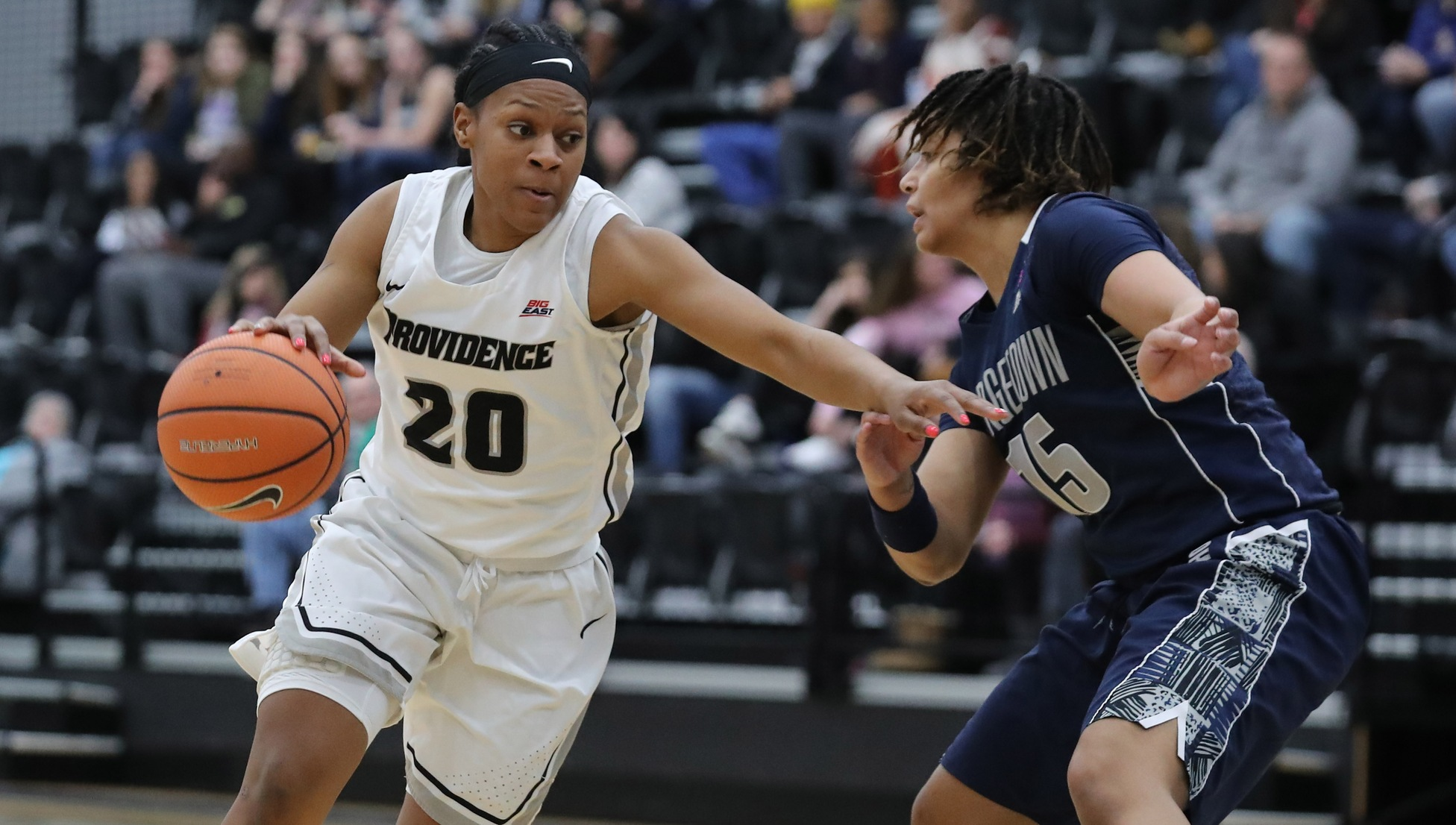 Ny'Dajah Jackson (Photo contribution from Providence College)