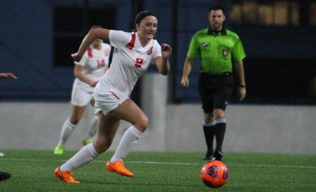 Women's Soccer Stays Unbeaten with 2-1 Win