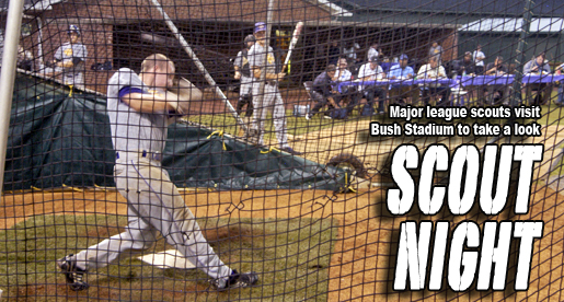 Tech's Pro Scout Night draws 19 teams from across Major League Baseball
