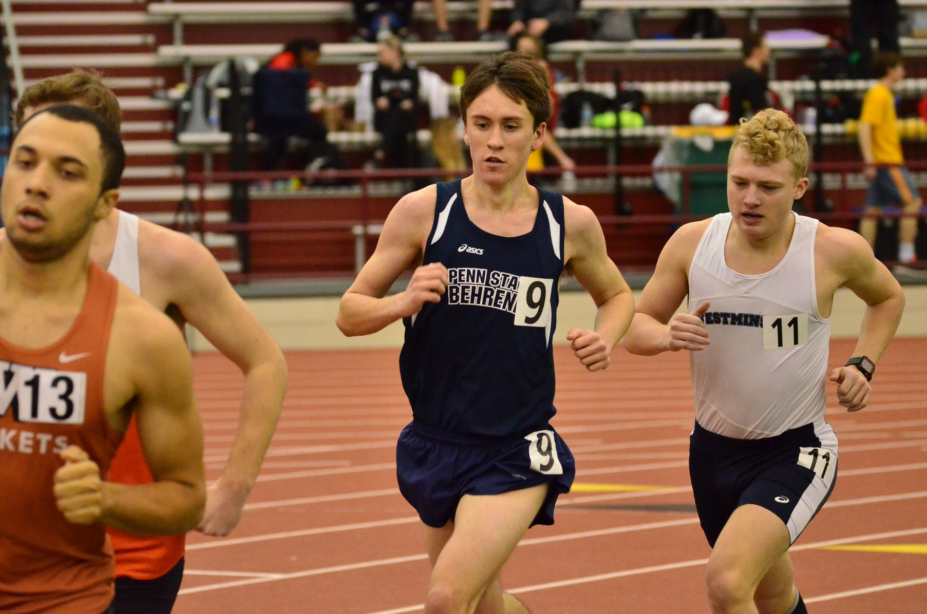 Track and Field Set To Compete In Cal U Early Bird Invitational