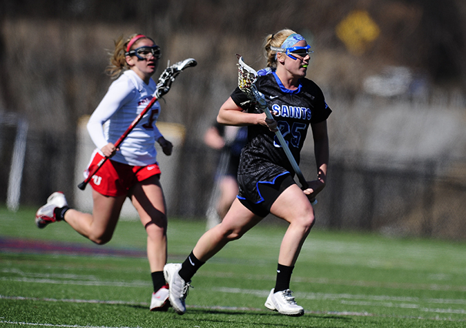 Women's Lacrosse Falls to CAC Rival UMW