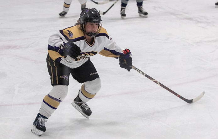 Purple Knights Fall to Undefeated Saint Anselm to Wrap Home Weekend