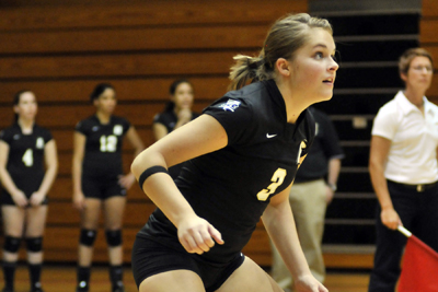 STONER RECORDS DOUBLE-DOUBLE, BULLDOGS FALL TO BLUE DEVILS, 3-1