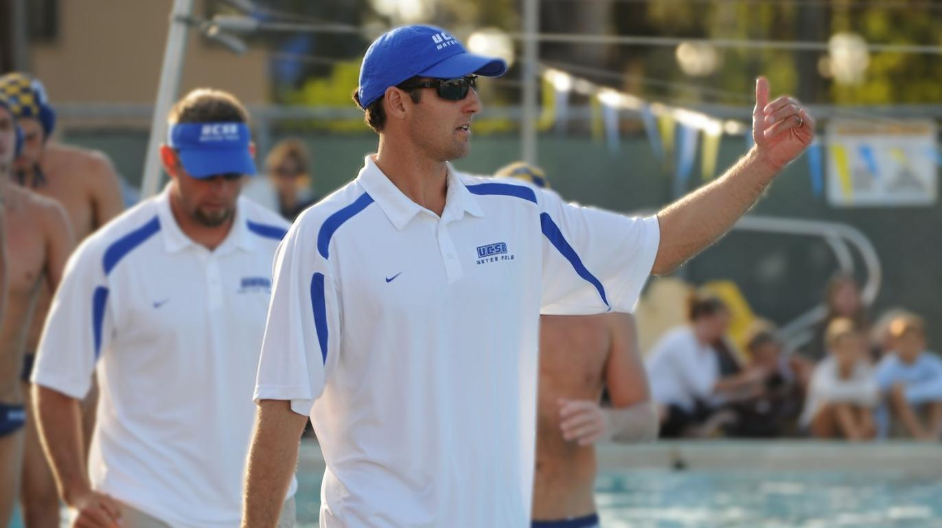 UCSB Head Coach Wolf Wigo