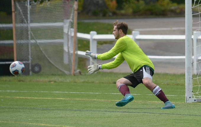 Cadets March to 3-0 Win over Men's Soccer