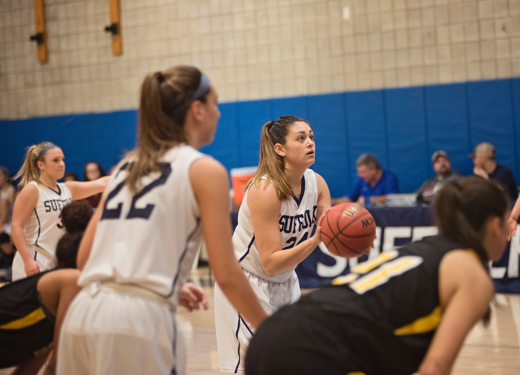 Women's Basketball Stretches Streak to Seven, Downs Rivier, 85-53