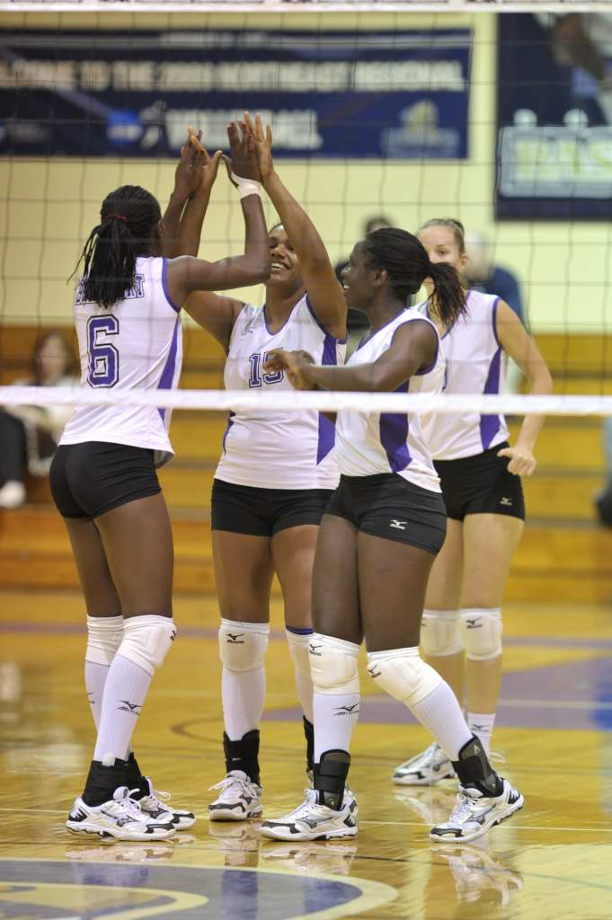 Bridgeport Wins First East Coast Conference Volleyball ...