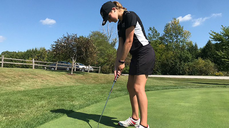 Slominsky's Season Low Leads Warriors At Home Triangular