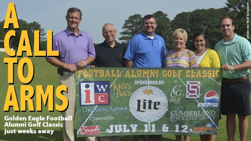 Football Alumni Golf Classic in less than two weeks; Some spots available