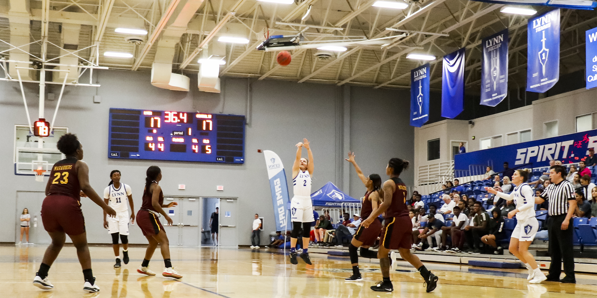 Women's Basketball Holds Off Central State to Secure Season Opening Win