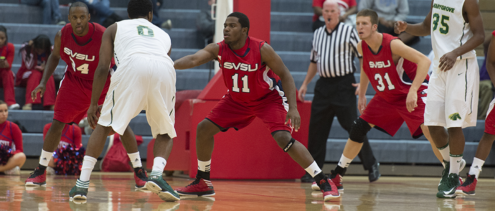 Saginaw Valley Falls at Grand Valley, 78-62