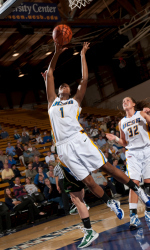 Four Score in Double Figures as UCSB Buries UCR