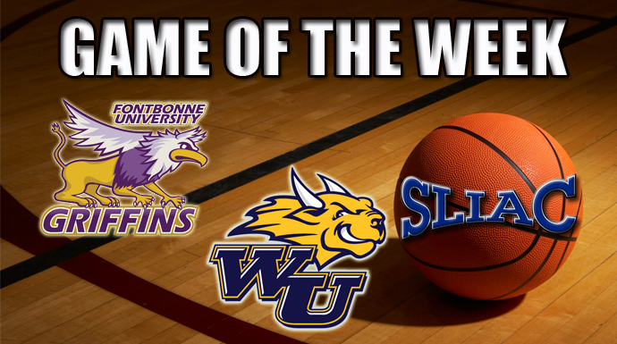 SLIAC Game of the Week: Fontbonne at Webster