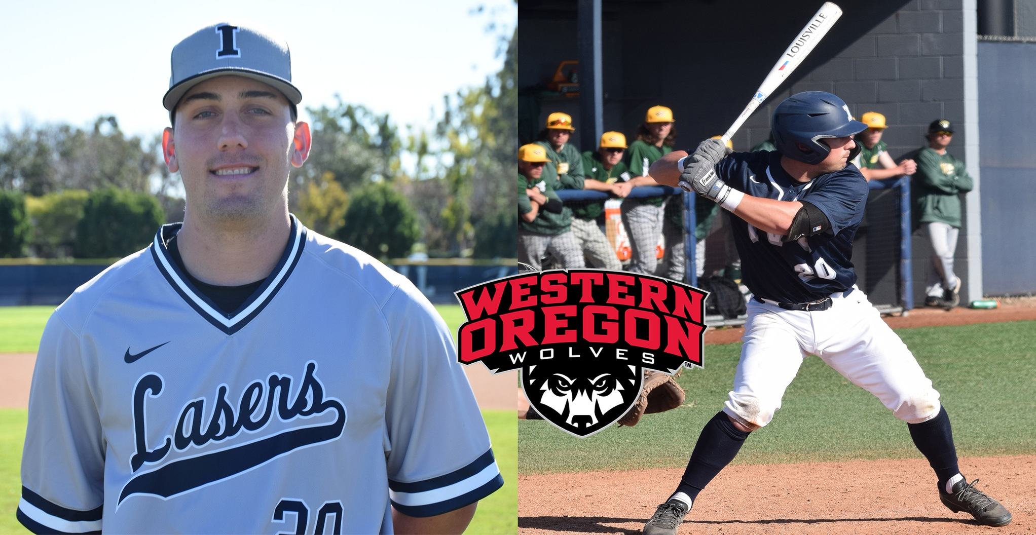 Baseball player Spencer Weston off to Western Oregon