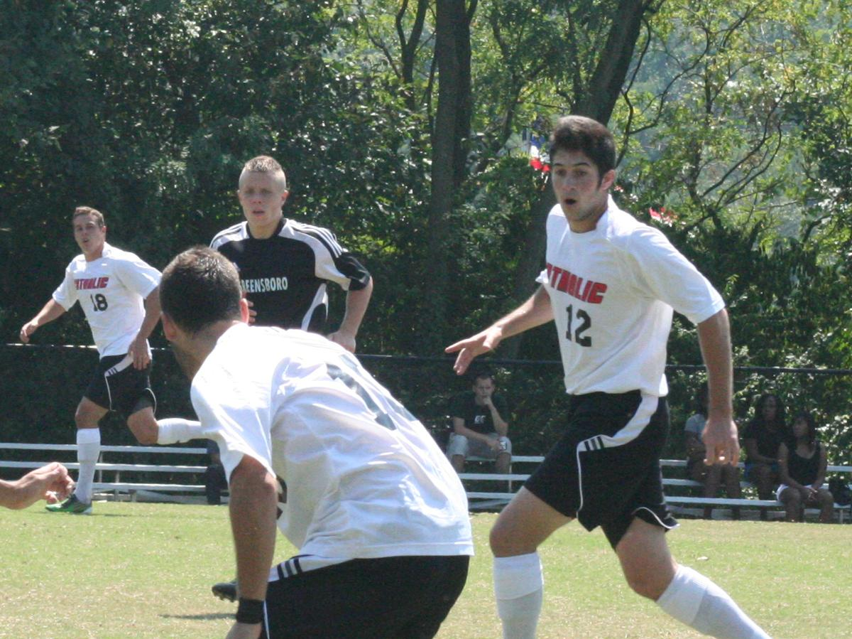 Men's Soccer Picks Up 1-0 Non-Conference Win Over Mary Washington