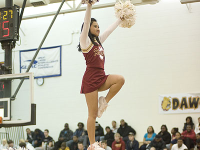 FSU Cheer Team Action Photo Gallery