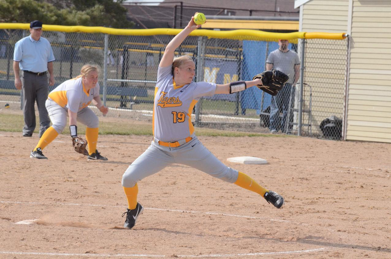 Tigers take two league wins behind Wilson's shutouts