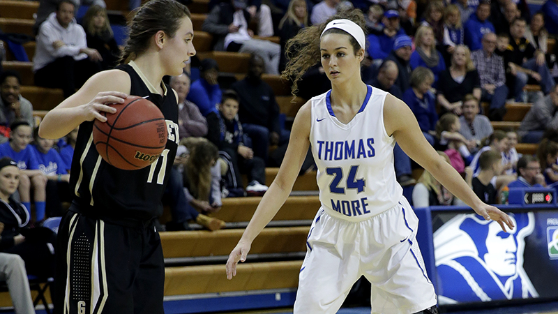 No. 2/4 Thomas More Defeats Waynesburg to Clinch PAC Regular Season Title