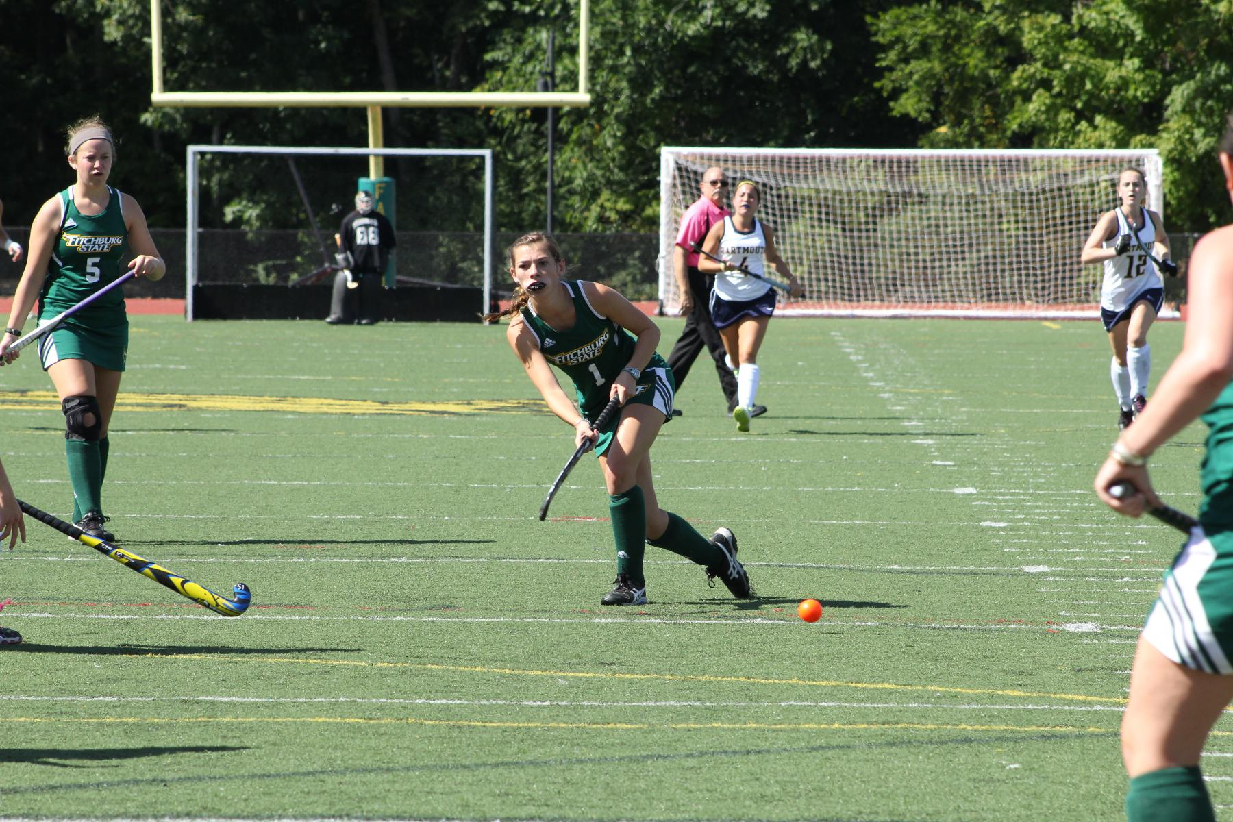 Fitchburg State Upended By Bridgewater State, 3-1