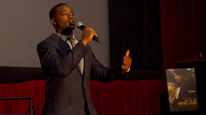 RYAN COOGLER RETURNS TO SACRAMENTO STATE TO SHARE FRUITVALE STATION
