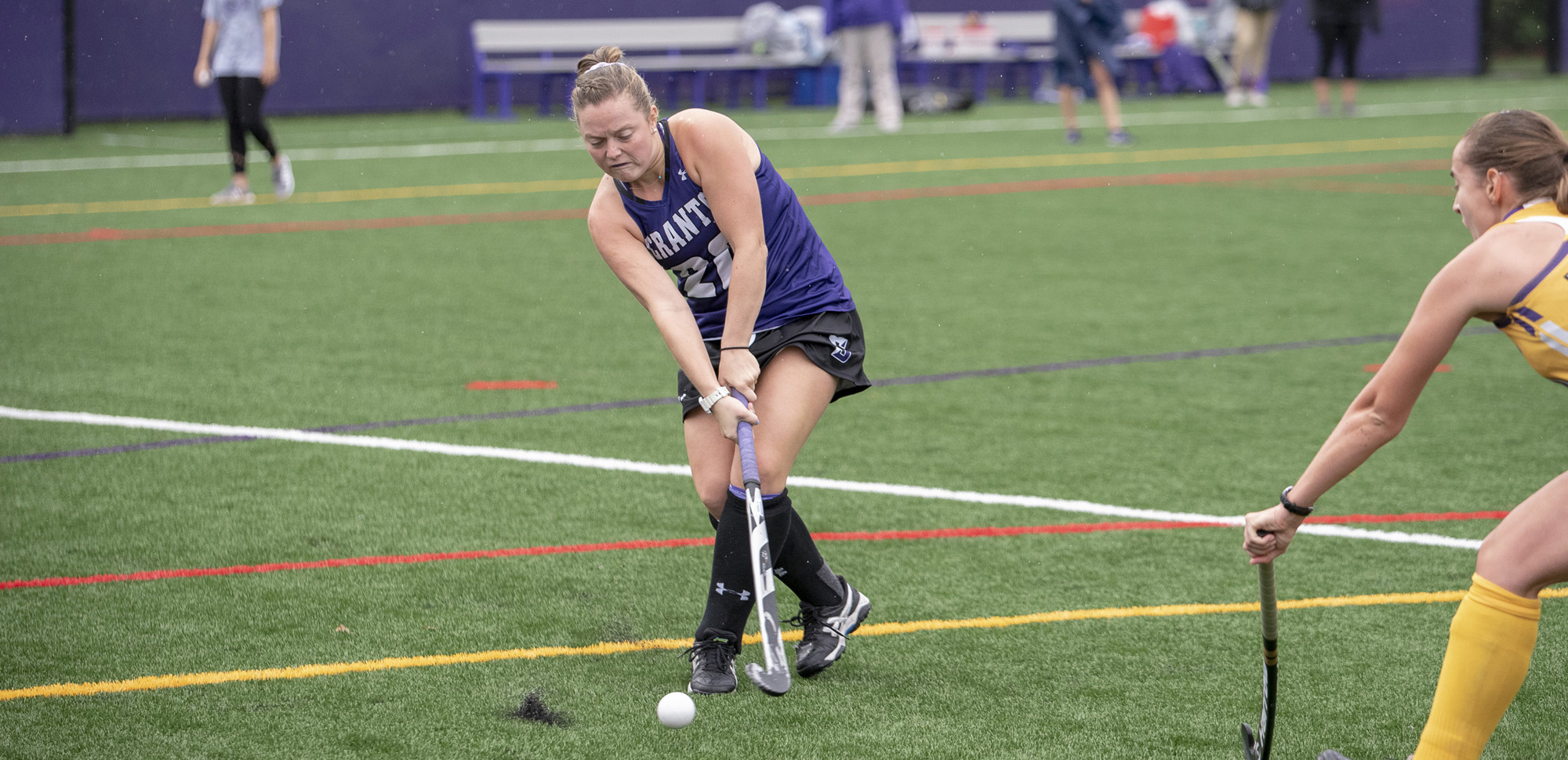 McClatchy's Hat Trick Leads Field Hockey to 6-0 Victory at Goucher
