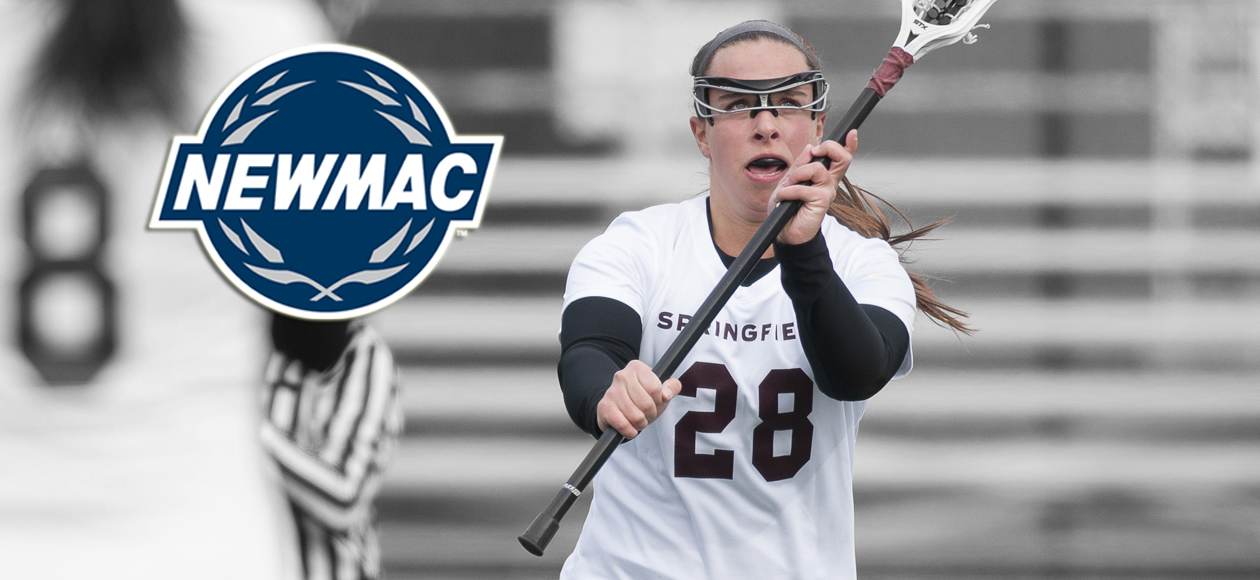 Mahoney Garners NEWMAC Women's Lacrosse Co-Defensive Player of the Week Honors