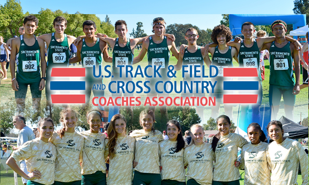 MEN'S AND WOMEN'S CROSS COUNTRY EARNS NATIONAL ACADEMIC AWARD