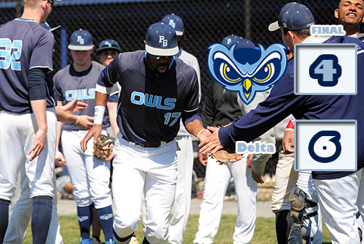 Prince George's Baseball Season Ends With 6-4 Loss To Delta At NJCAA Division III World Series